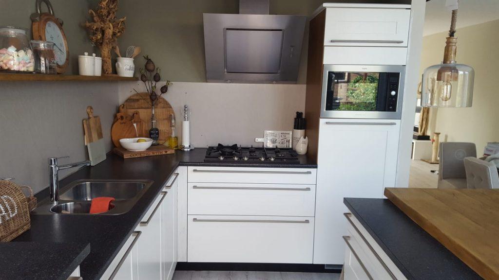 Maatwerk spuitwerk voor de keuken